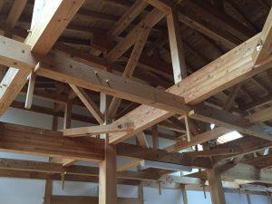 伝統的な木組み
